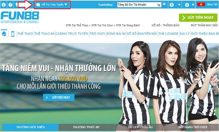 Đánh giá nhà cái Fun88 uy tín, chất lượng nhất châu Á hiện nay